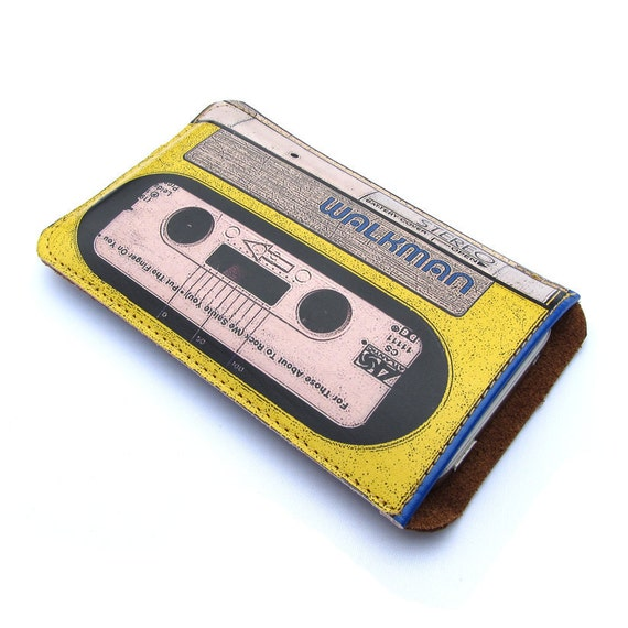 Leather iPod, iPhone, iTouch case