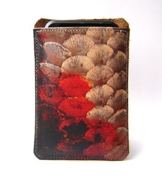 Leather iPod , iTouch, iPhone case