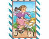 Birthday by the Sea Card