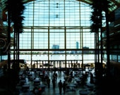 Detroit Renaissance Center Fine Art Photograph on Metallic Paper