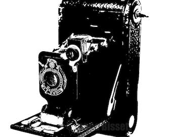 Vintage Kodak Camera Print Fine Art Photography