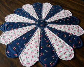 Cherry Lovers Delight Table Topper