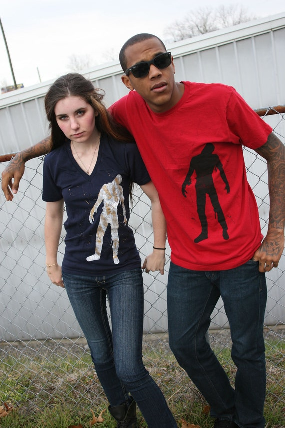 ZOIMBIES on my shirt, YES PLEASE Unisex slim fitted crew or v-neck t-shirt