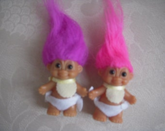 Baby Troll Dolls - Your Choice of 1