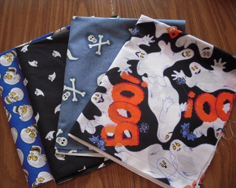 Halloween Fabric 2 Yard Bundle