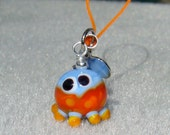Squeedle in Periwinkle-Orange Benefits Type 1 Diabetes Research for a Cure