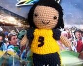 Amigurumi PDF Crochet pattern Download - Costume Jack Sport Boy