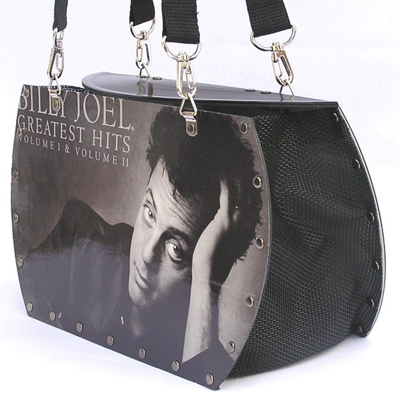 Billy Joel Record Album Purse
