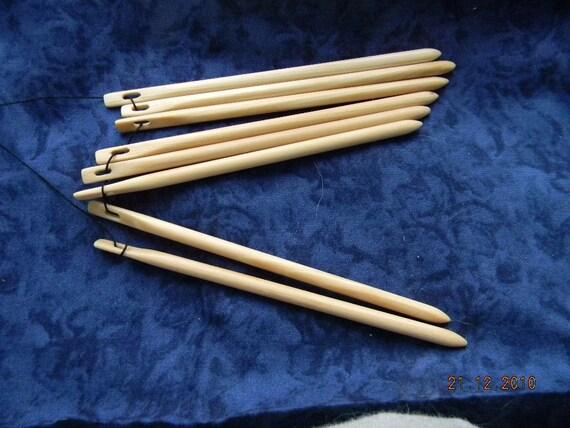 Weaving Stick Set of 8