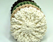 Scrubby Face Pads, Cotton Face Scrubber or Scrubbies