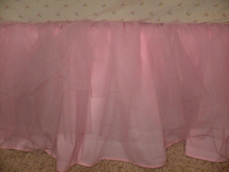 Tutu Bed Skirt Twin