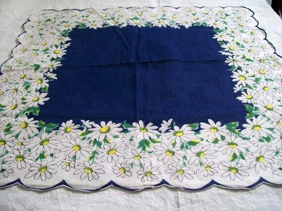 Handkerchief, Vintage Hankie, Hanky