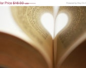 25% Off Sale - Book Love - 5x7 Photography Print