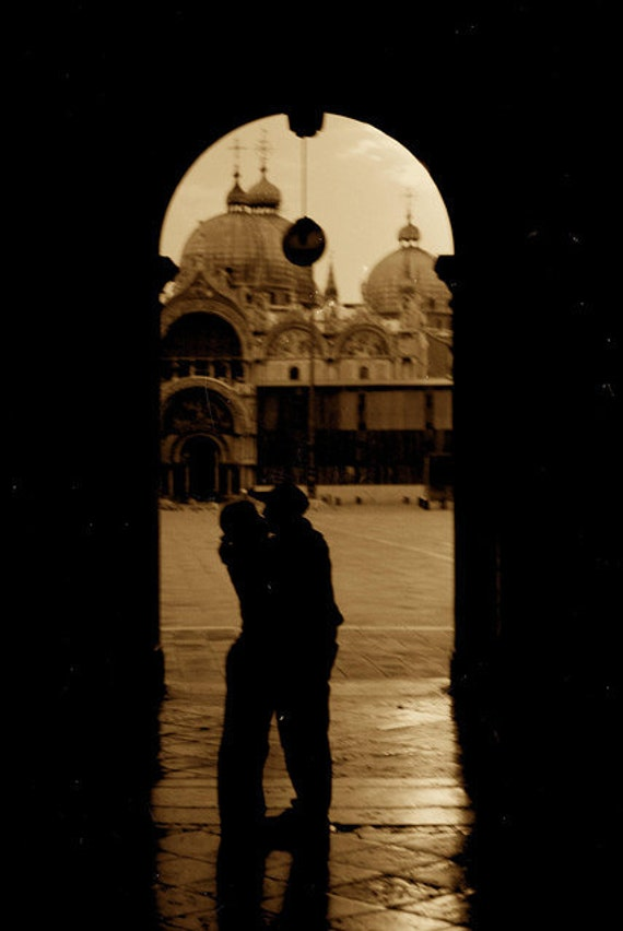San Marco Square Venice, Italy 8 X 10 Photo Print / Affordable Home Decor/ Wall Decor/Holiday Gifts