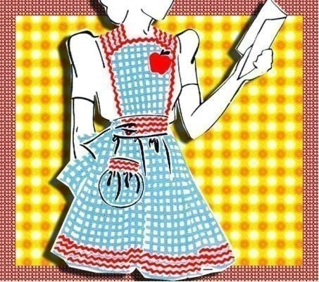 vintage sewing pattern apron | eBay - Electronics, Cars, Fashion