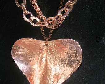 Copper Queen Necklace