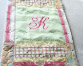"""Reserved for Jennifer C.- """"Blankie"""" for Niece"""