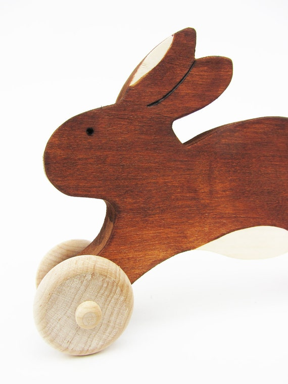 Wooden easter bunny toy easter rabbit gift eco friendly wooden easter bunny toy easter rabbit gift eco friendly natural kids negle Gallery