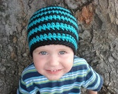 Crocheted Hat for 3 yr old