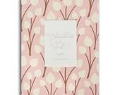 11 x 14, Pink Cotton Fabric Mat