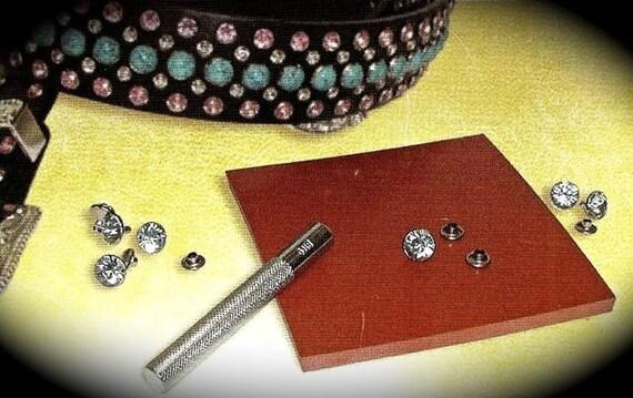 Decorative Rivet Setter Kit