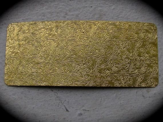 Brass Texture Plates uk x 6 Brass Texture Plates