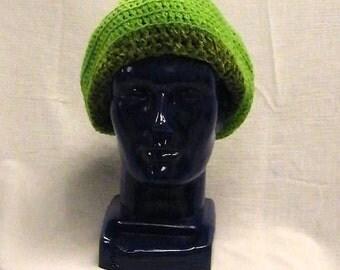 281 - Bright Green Beret