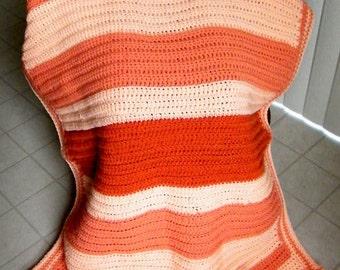 BL-062 - Orange Sherbet Lapghan