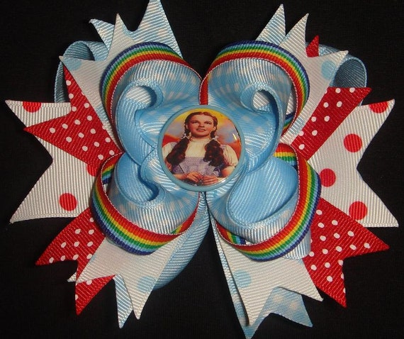 Dorothy from The Wizard of Oz Custom Hair Bow m2m Costume