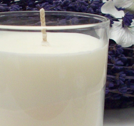 Mental Clarity Aromatherapy Candle Lavender Patchouli Rosemary - Home and Living