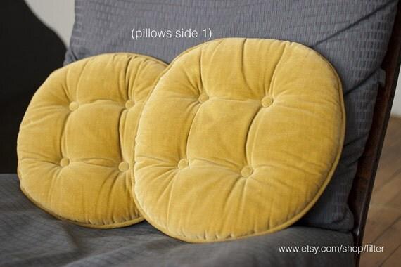 Vintage Round Sofa