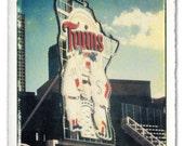 Paul & Minnie, Target Field Minneapolis Minnesota