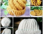 Combine 2 of PDF Hat pattern