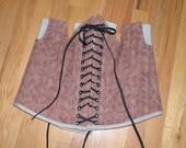 Sale Renaissance Boned Waist Cincher or Corset Size Large