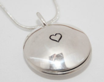 My Baby's Birth Locket