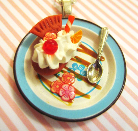 Pudding Paradice Necklace
