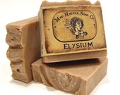 ELYSIUM - handmade soap from Mad Hatter Soap Co.