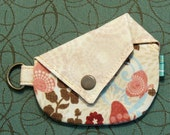 15-30% OFF WITH CODE - Origami Coin Purse - Mercer Street collection Butterflies print 10163