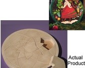 Paint a Puzzle Unfinished Wooden Tray Puzzle  -  Paintworks Magazine