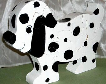 Chunky Dalmatian Children's 3D Puzzle