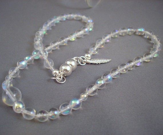Bubbles Necklace and Earrings