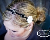 Women headband...stretch headband....headbands for teens.....Never have a bad hair day again headband
