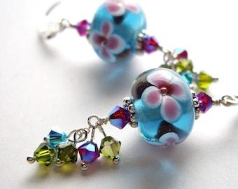 Tropical Breeze v2 - Earrings