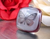 PASSION BUTTERFLY Pendant