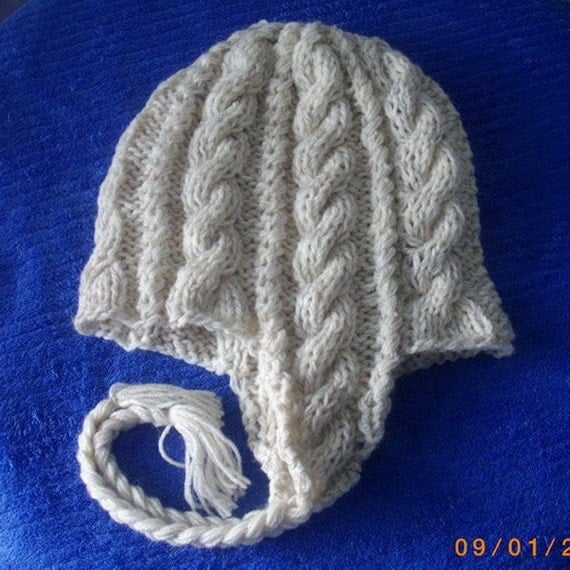 Knitting Pattern for Snowboarding Hat