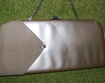 Vintage Mar shel gold purse