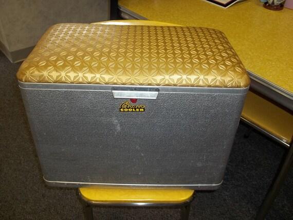 Vintage CRONCO COOLER, Ice chest