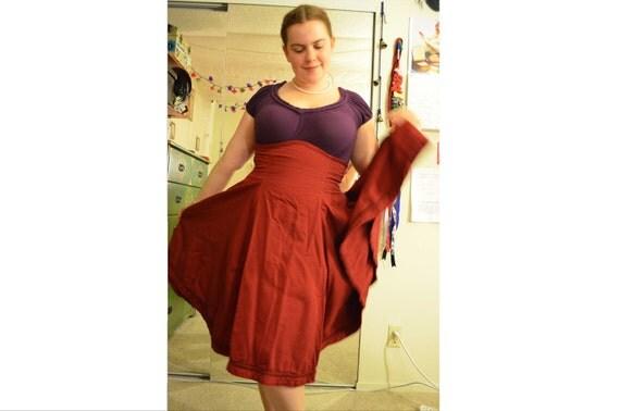 flattering tactical femme skirt for all sizes
