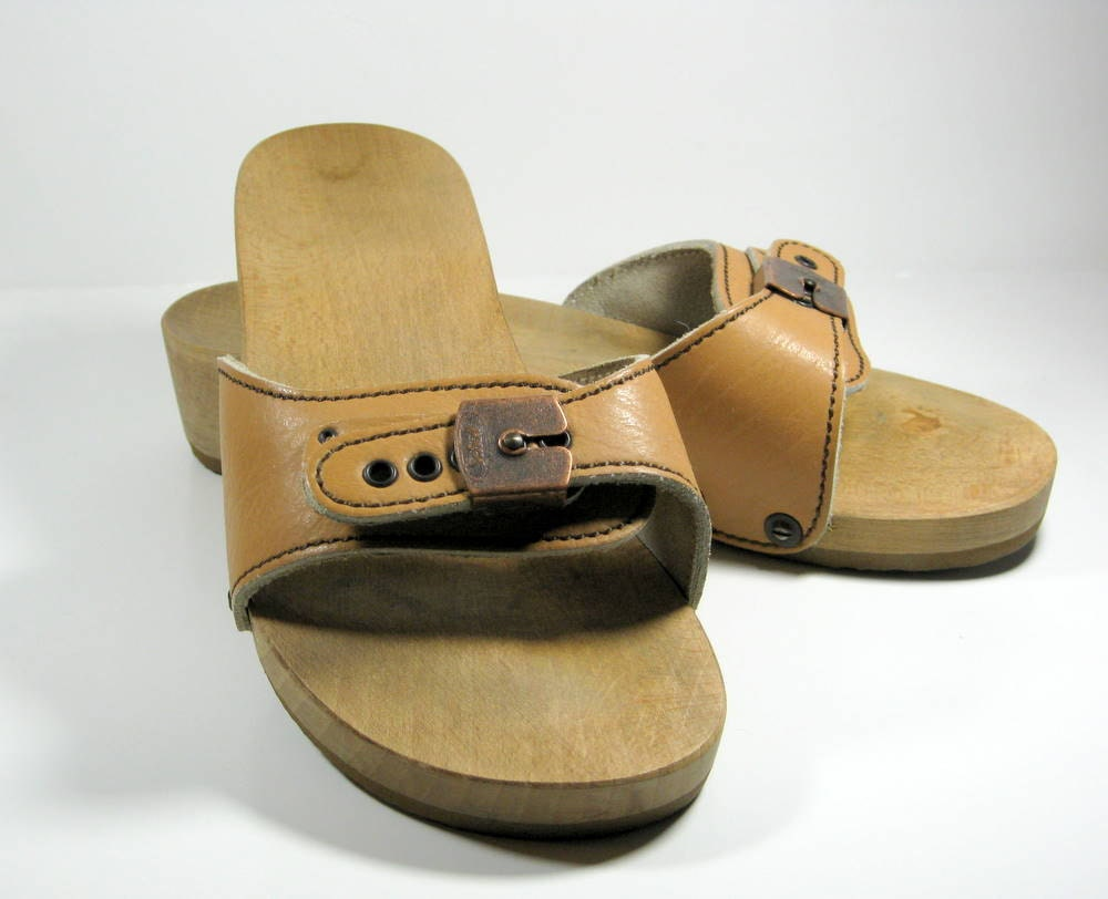 Dr Scholl S Wood Shoes
