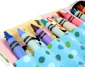 CrayonSleeve (Instant Download) PDF Pattern- agreensleeve, crayon holder, crayon caddy, crayon roll tutorial
